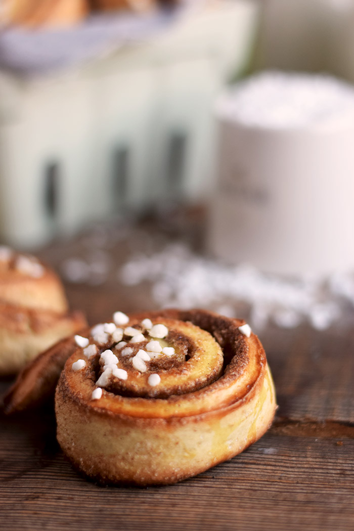 Kanelbullar Kanelbulle - Schwedische Zimtschnecken - Swedish Cinnamon Rolls (9)