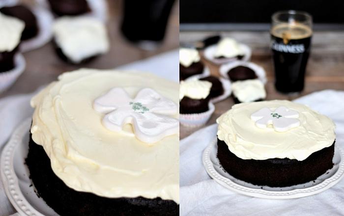 Guinness Schokoladen Kuchen