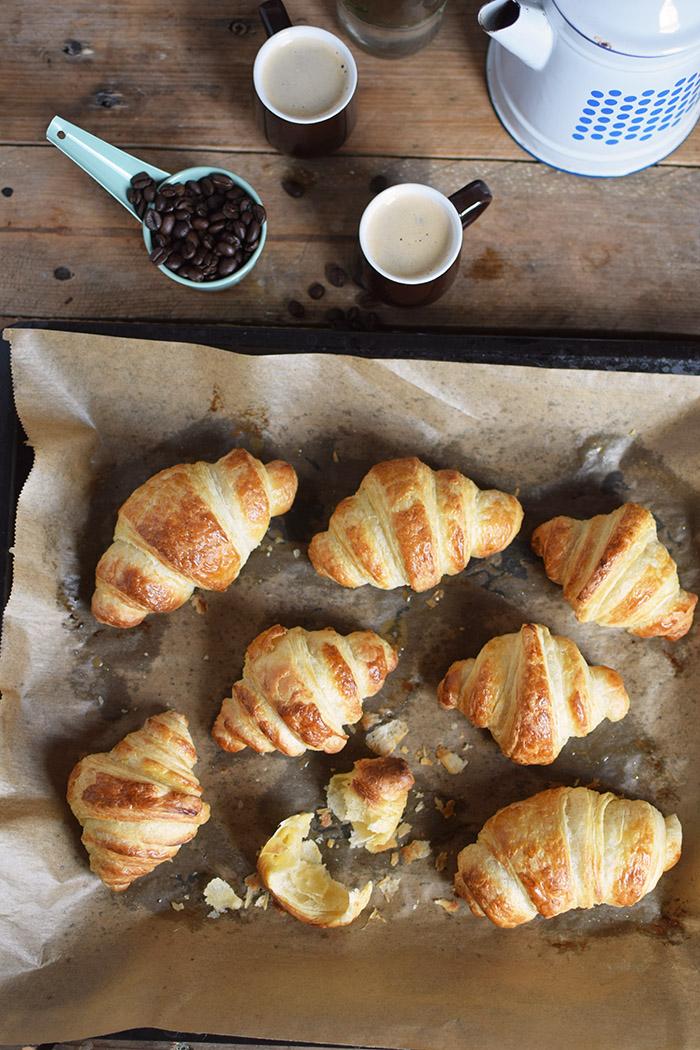 Croissants - Breakfast - Fruehstueck (8)