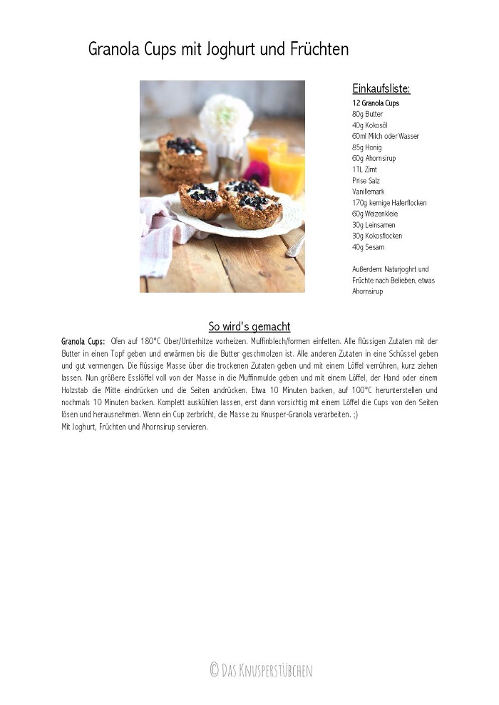 Granola Cups mit Joghurt-001