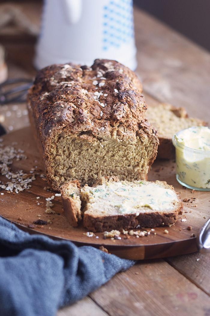 Guinness Brot - Quick Guinness Bread (2)