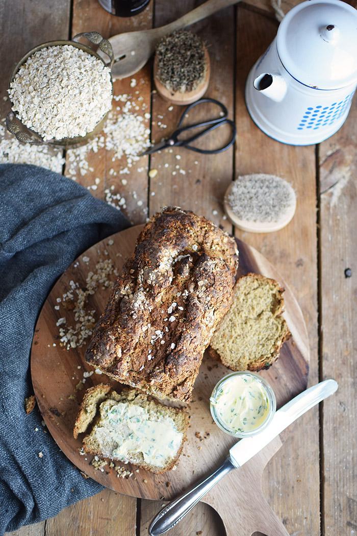 Guinness Brot - Quick Guinness Bread (6)