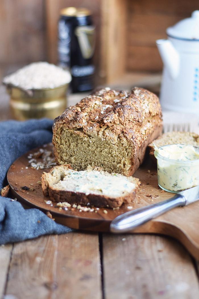 Guinness Brot - Quick Guinness Bread (8)