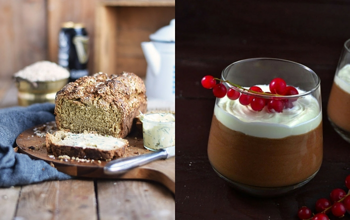 Guinness Brot, Stew & Mousse