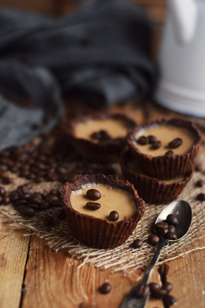 Mokka Cookie Cups - Cookies and Cream - Kaffee - Coffee Cookie Cups (8)