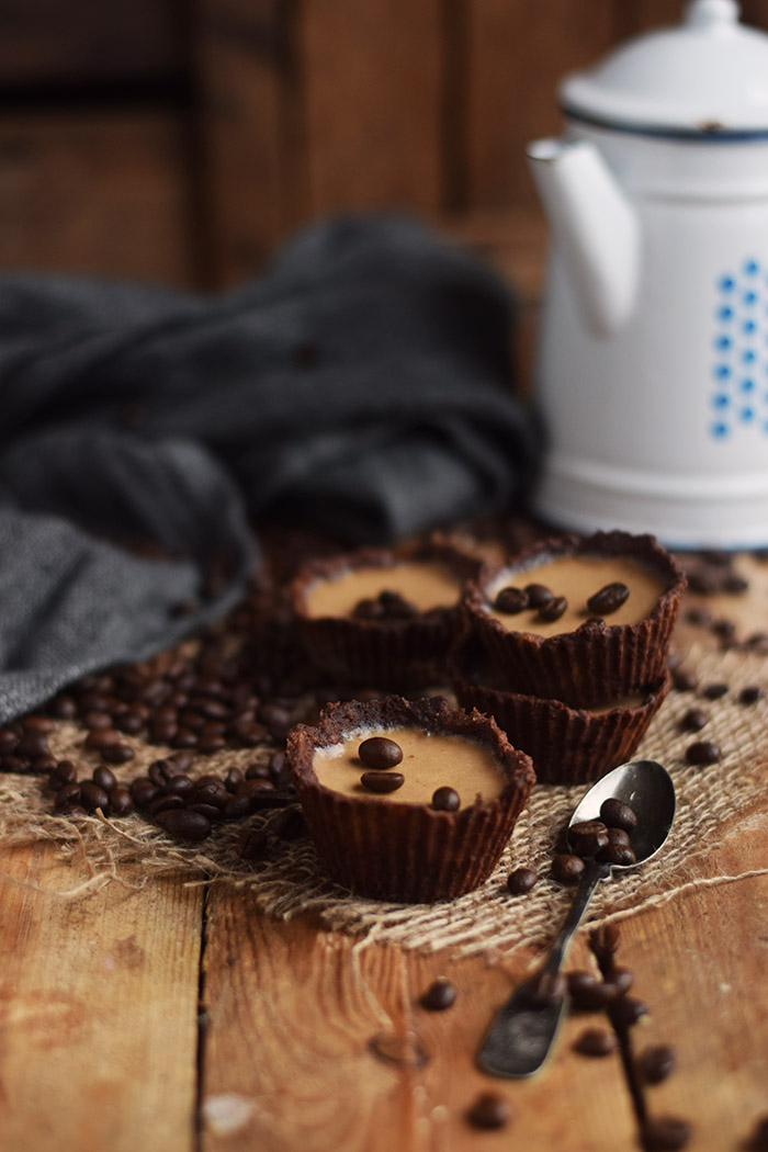 Mokka Cookie Cups - Cookies and Cream - Kaffee - Coffee Cookie Cups (9)
