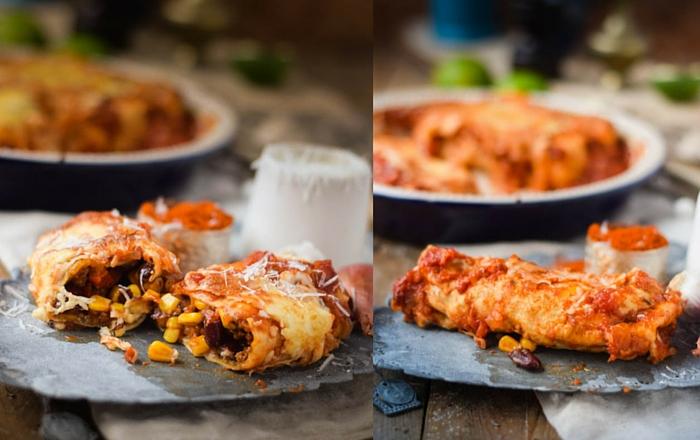 Enchiladas & Tortilla Grundrezept