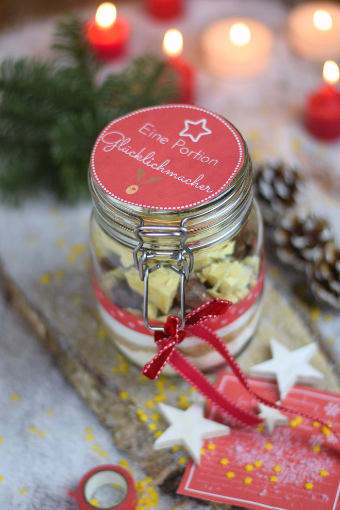 Knusprige Cookies Backmischung mit Schokolade Limette oder Erdnuss (3)