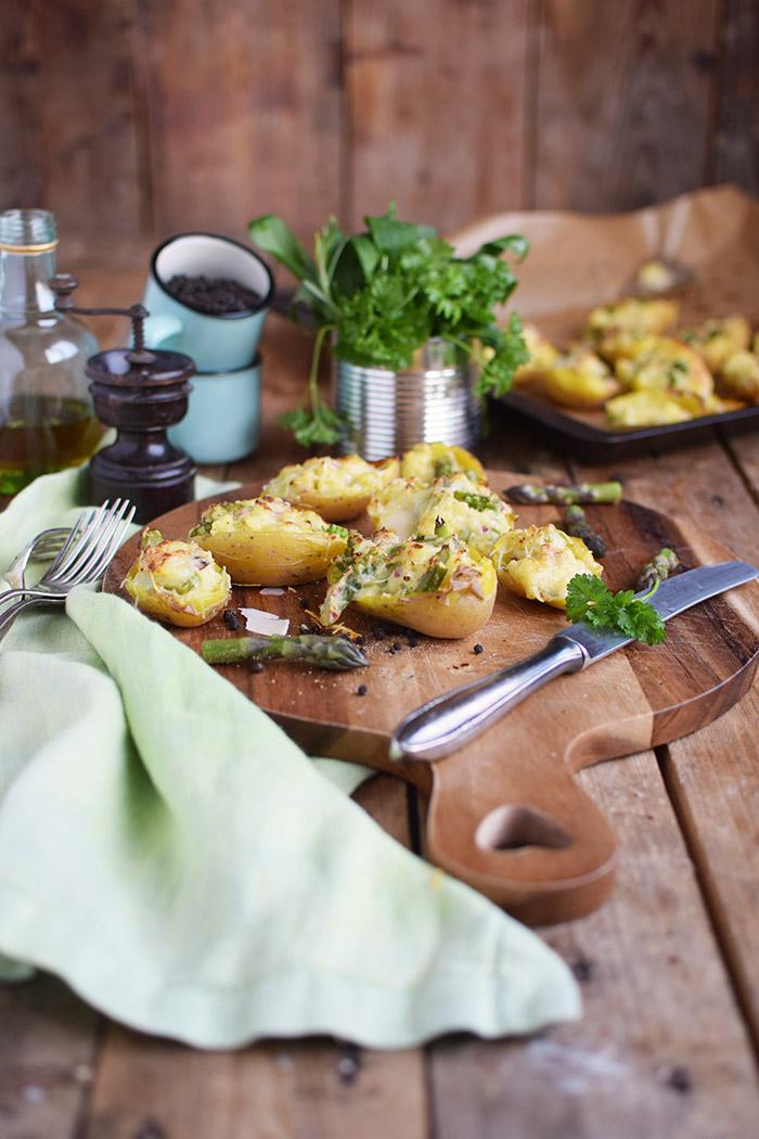 Ofenkartoffeln mit Spargel (20)