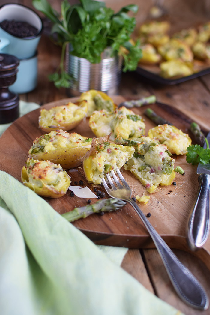 Ofenkartoffeln mit Spargel (3)