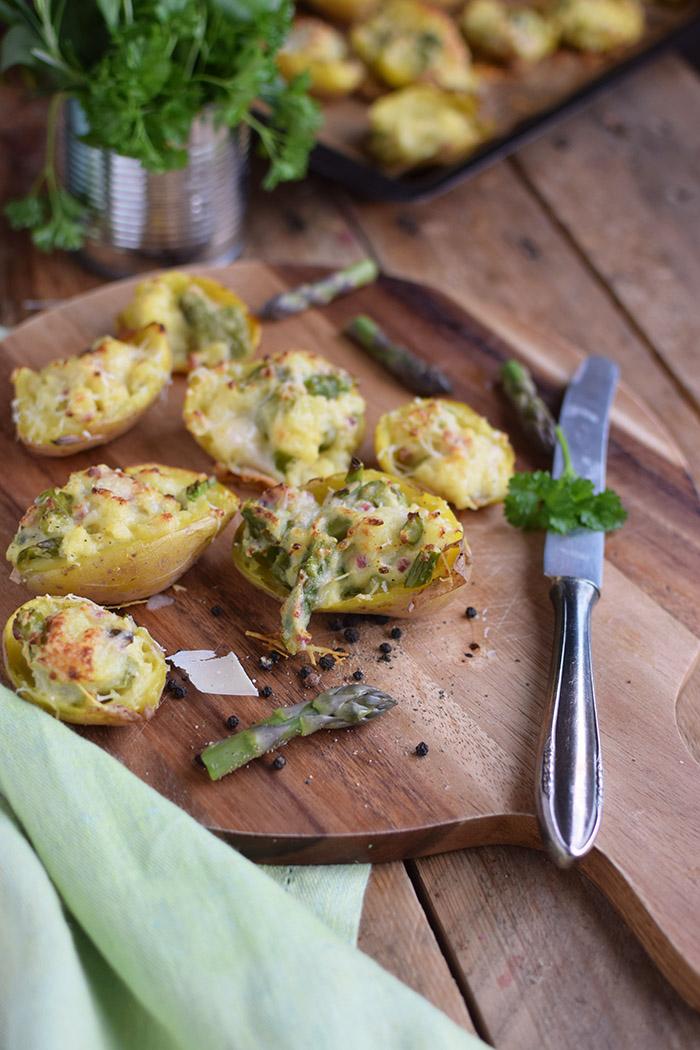 Ofenkartoffeln mit Spargel (4)