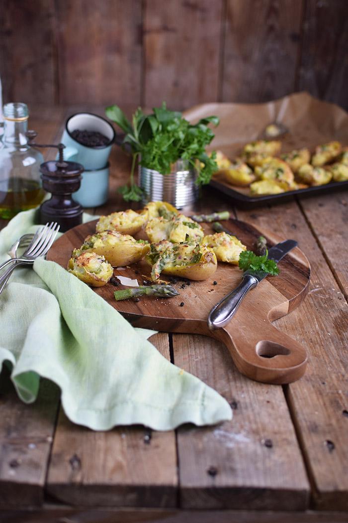 Ofenkartoffeln mit Spargel (5)