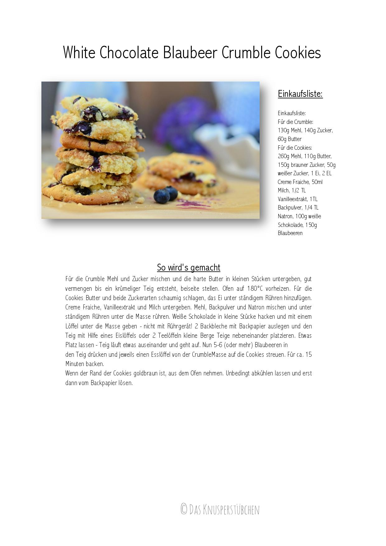 White Chocolate Blaubeer Crumble Cookies-001