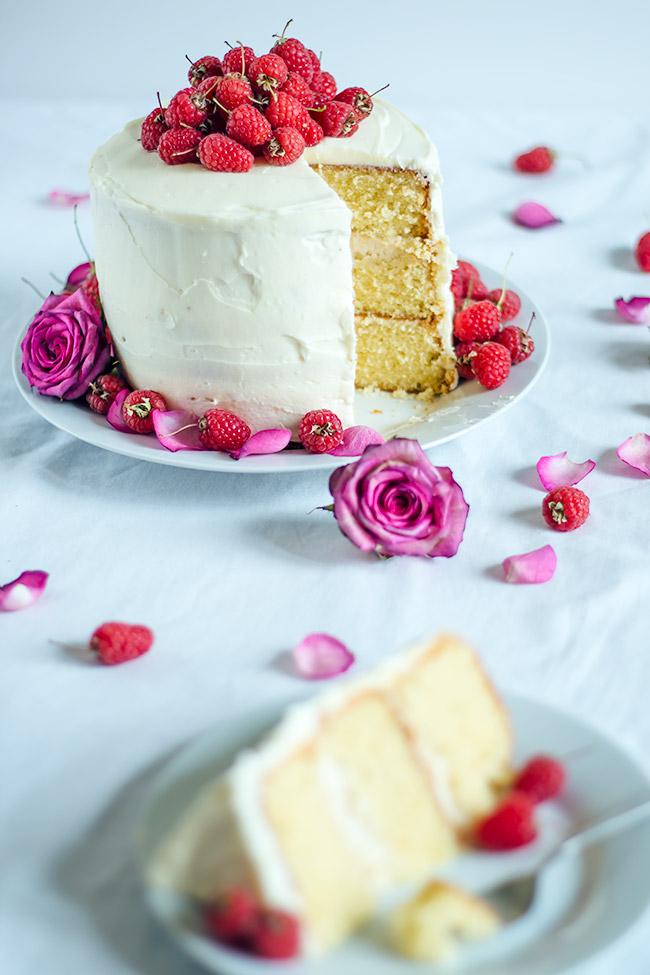 rosewatercake