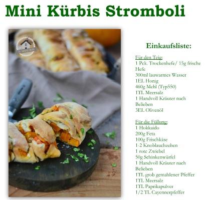 Rezept Stromboli