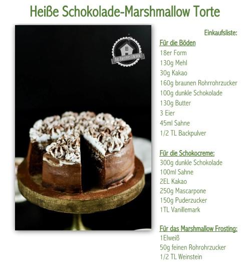 Rezept Torte