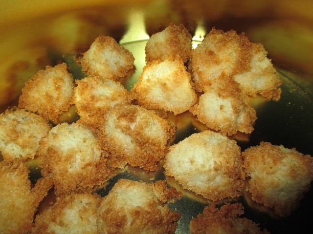 Kokosmakronen von Sigi