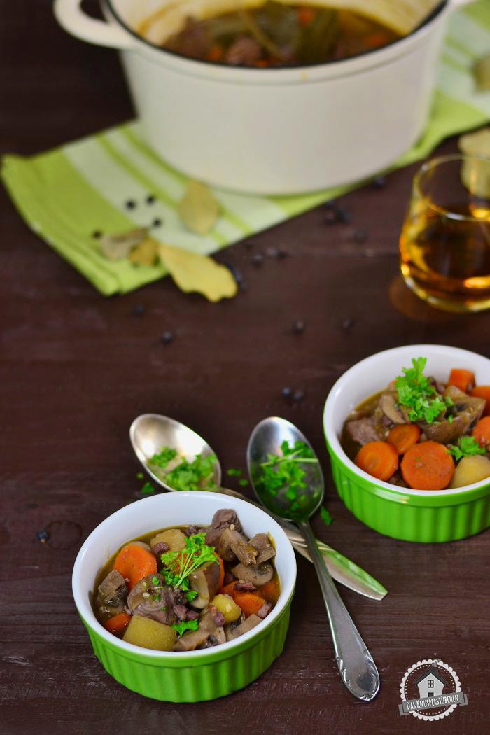 Stew mit Whiskey und Rotwein4
