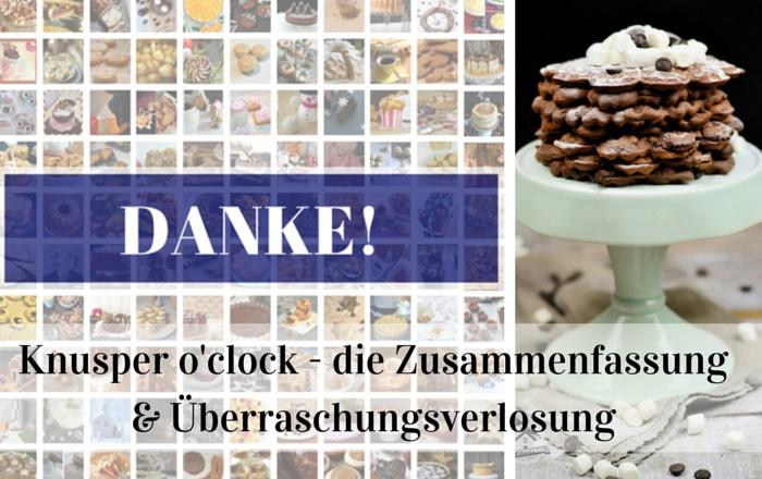 Knusper o'clock – die Zusammenfassung