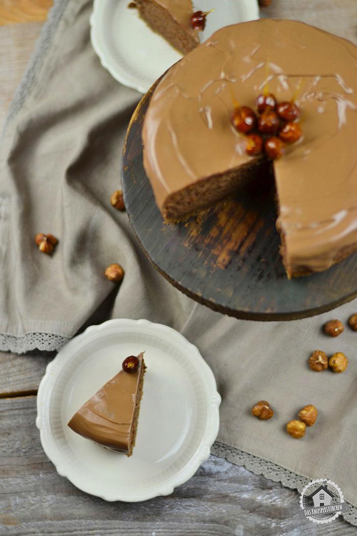 Nougat Cheesecake 11