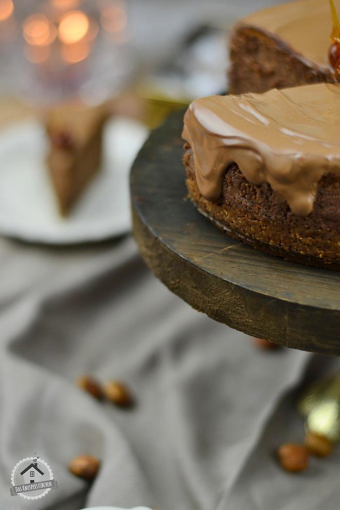 Nougat Cheesecake 12