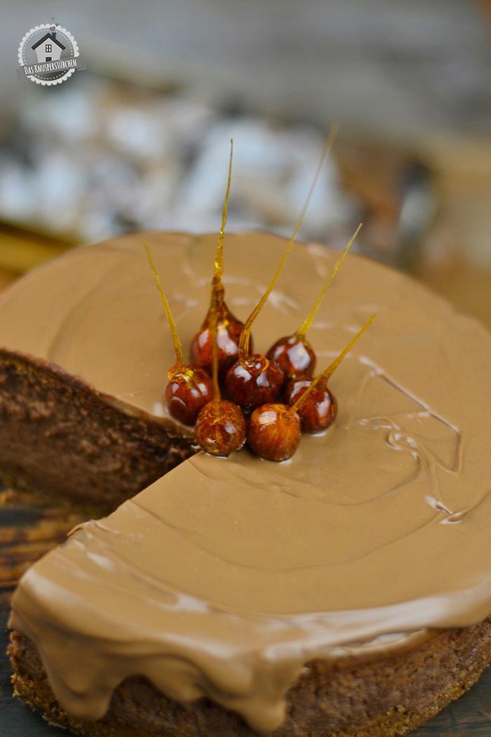 Nougat Cheesecake 14