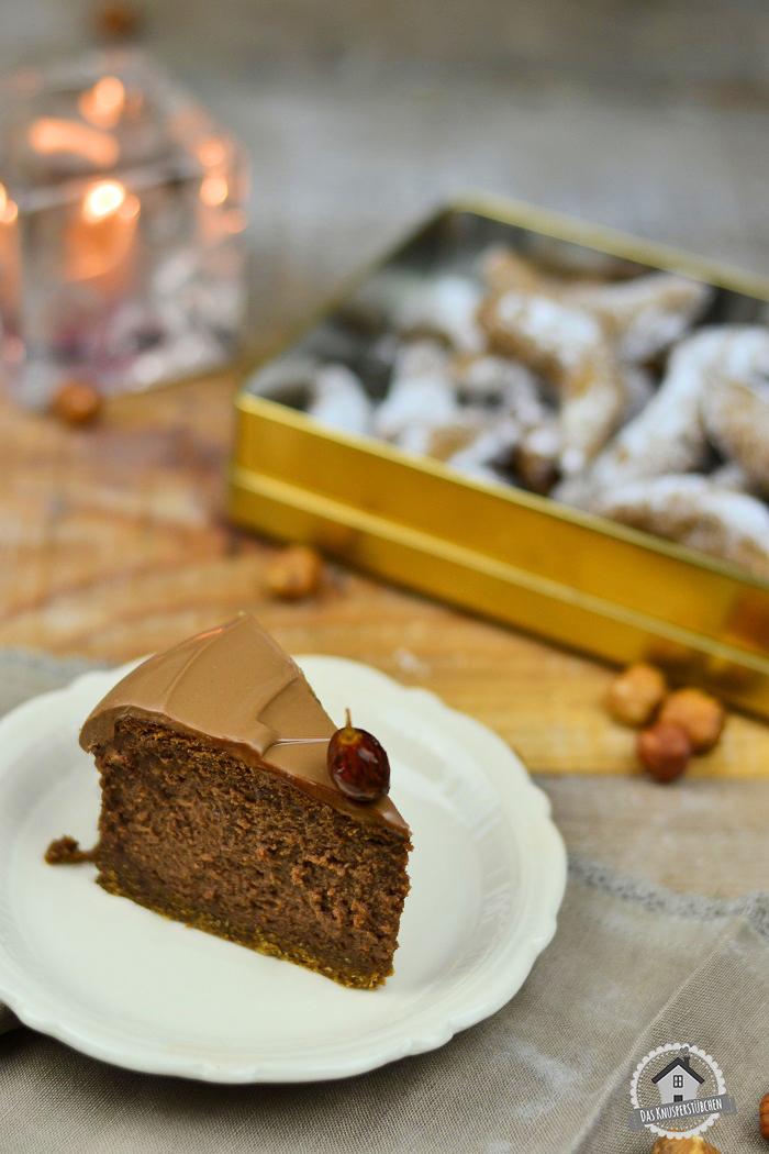 Nougat Cheesecake 15