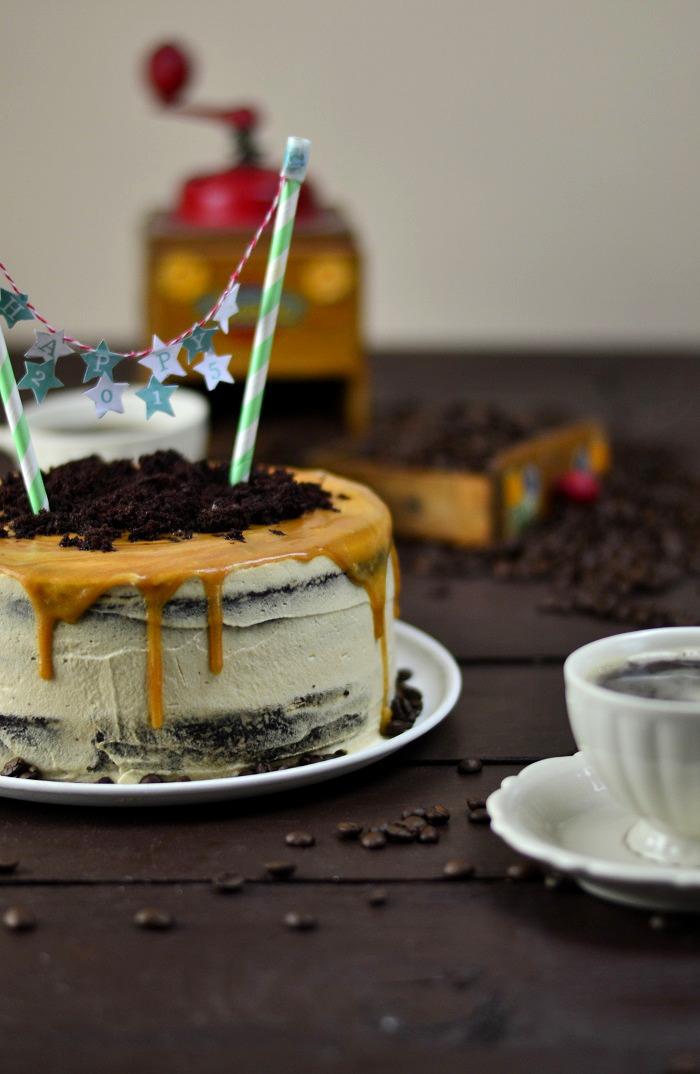 Mocha Cake Caramel 17-1