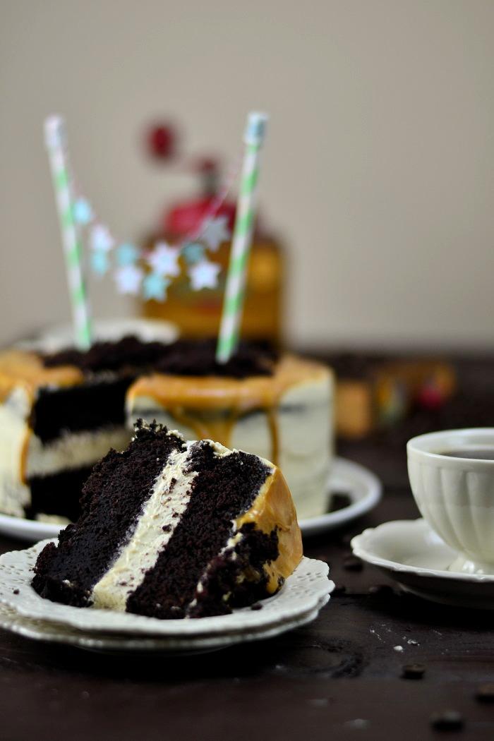 Mocha Cake Caramel 23-1