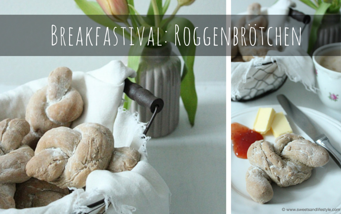 Roggenbrötchen – Breakfastival