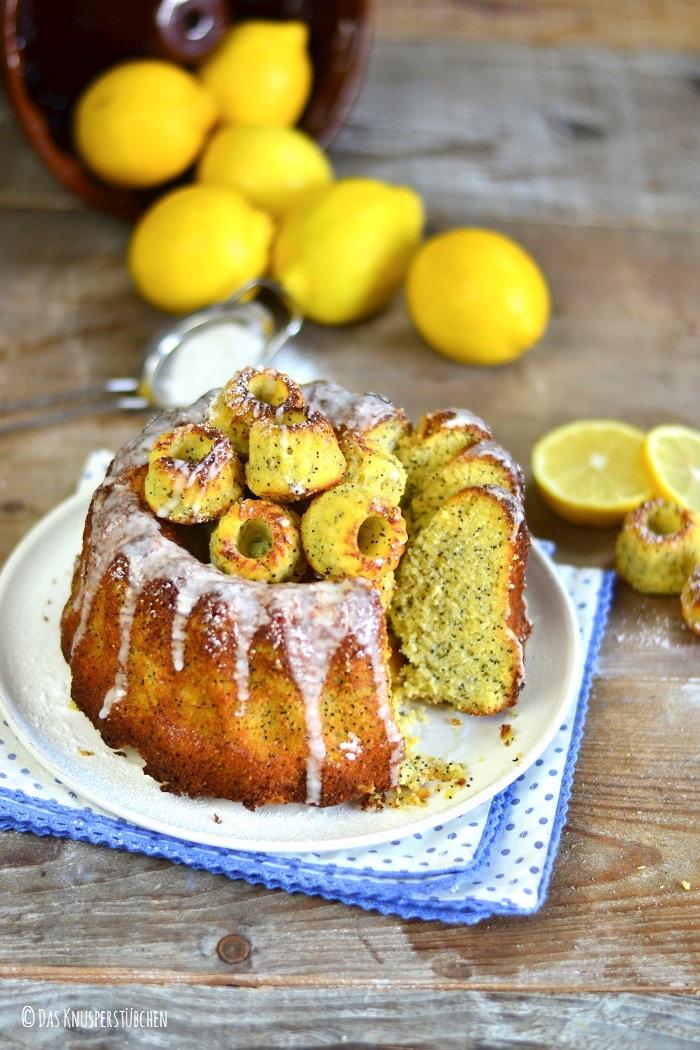 Polenta Zitronen Mohn Kuchen Glutenfrei 5-1