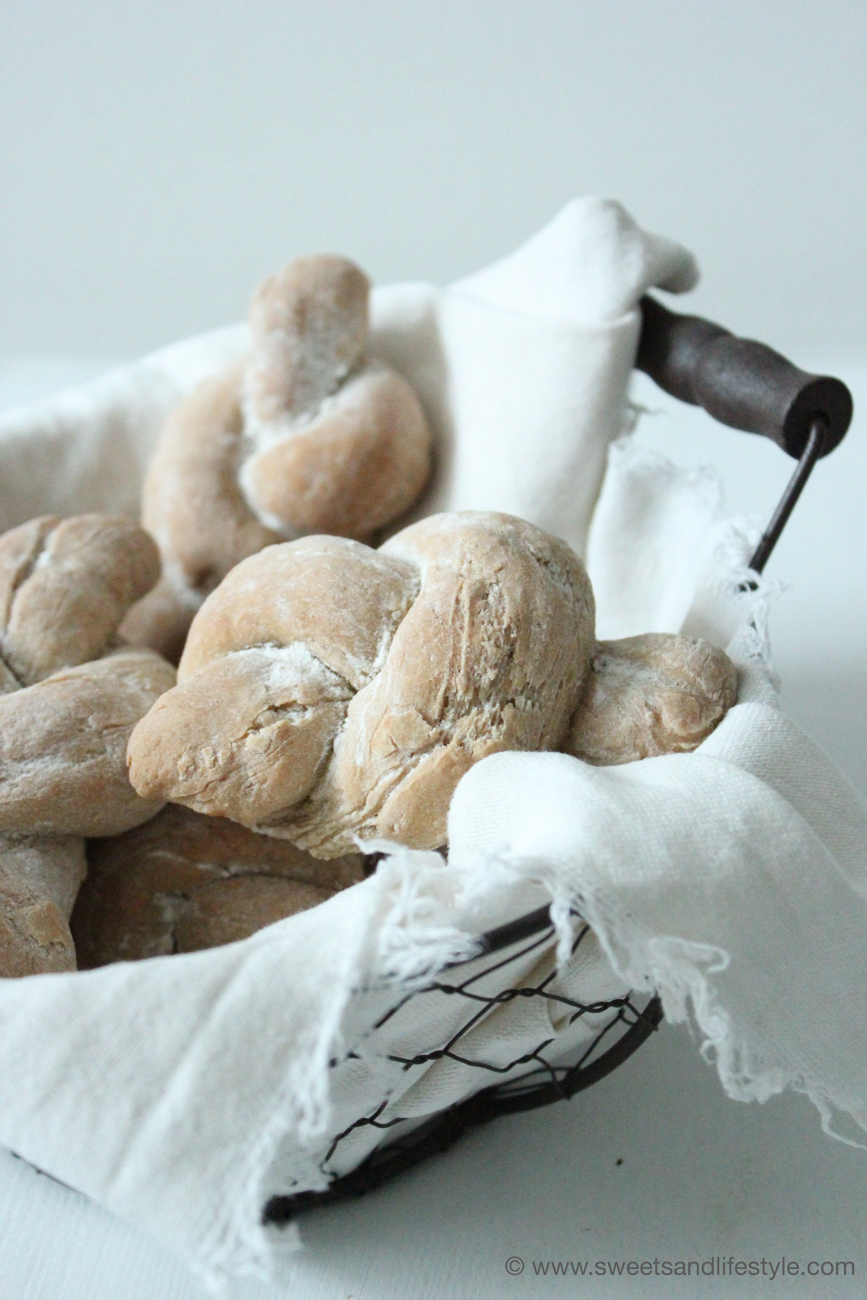 Roggen Broetchen Frühstück 7