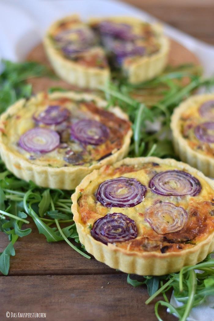 Zwiebelkuchen Onion Cake 7-1