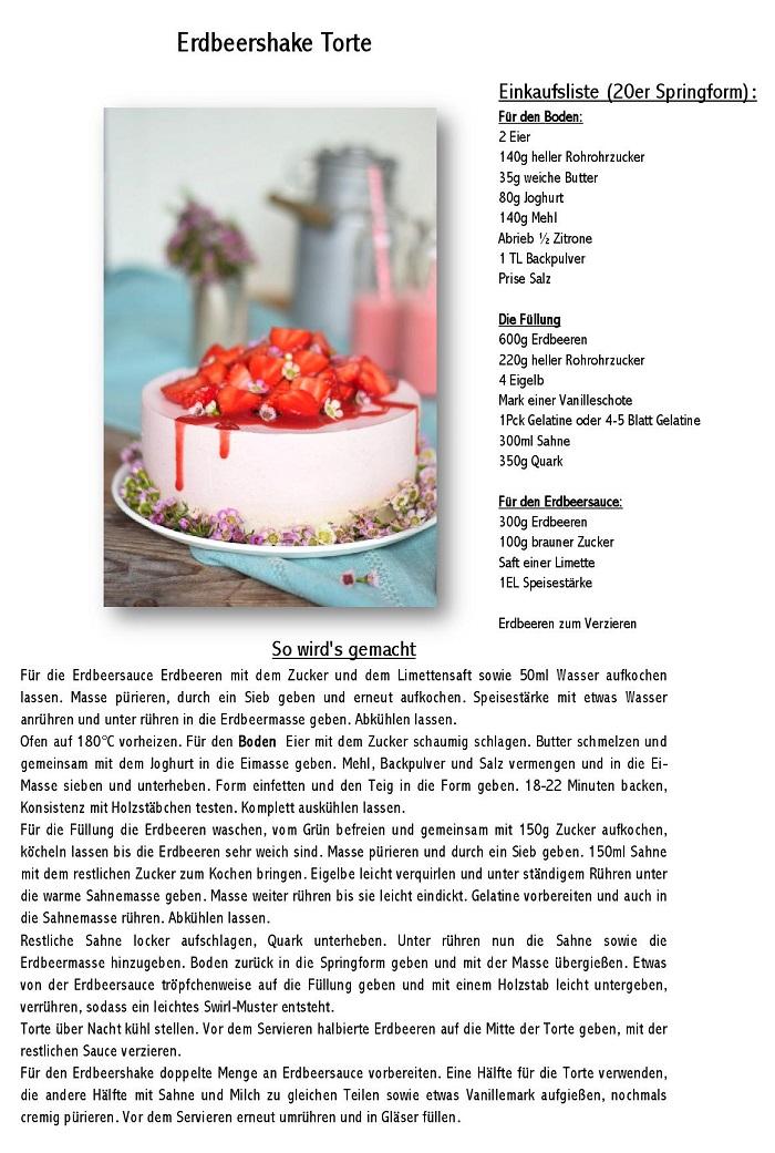 Erdbeershake Torte-001
