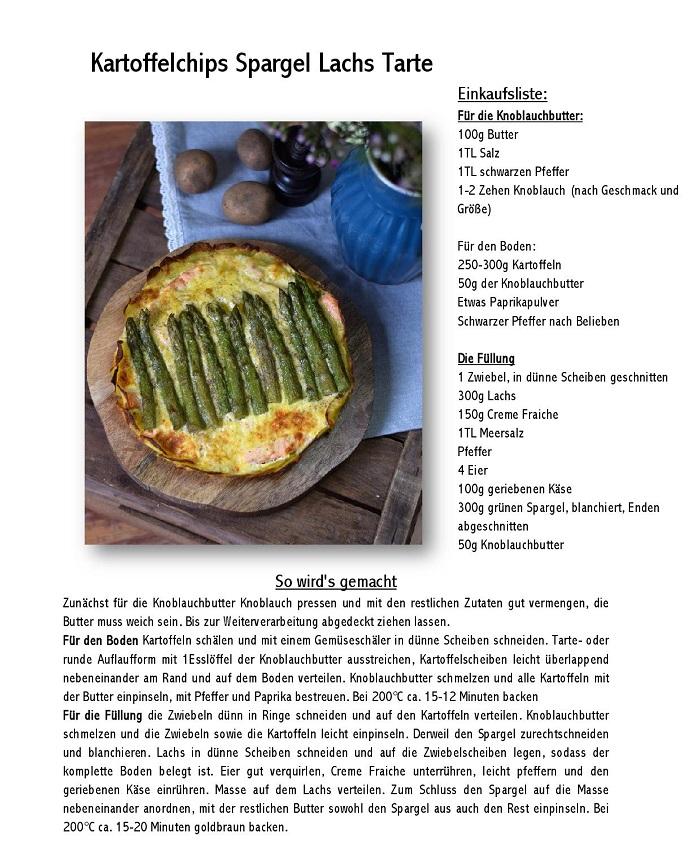 Kartoffelchips Spargel Lachs Tarte-001