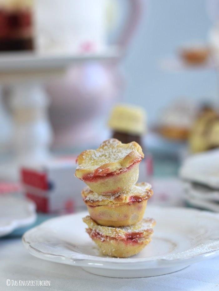 Erdbeer Mini Pies 2