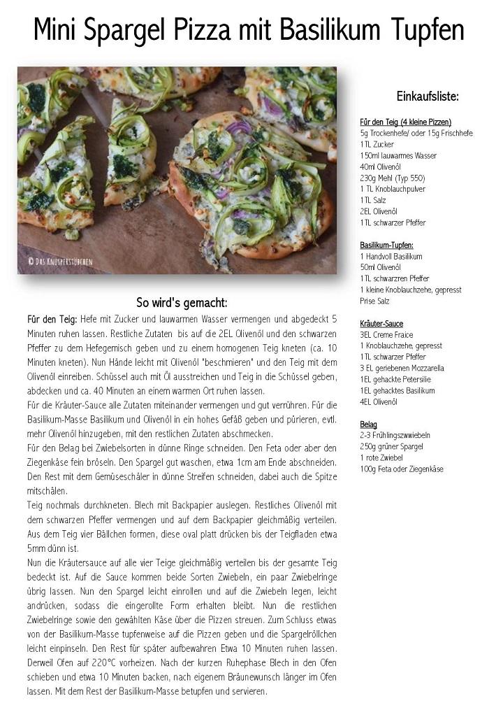 Mini Spargel Pizza mit Basilikum Tupfen-001