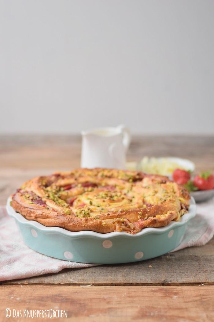 Pinwheel Pinwheellovers Erdbeeren Pudding Pistazienkrokant 9