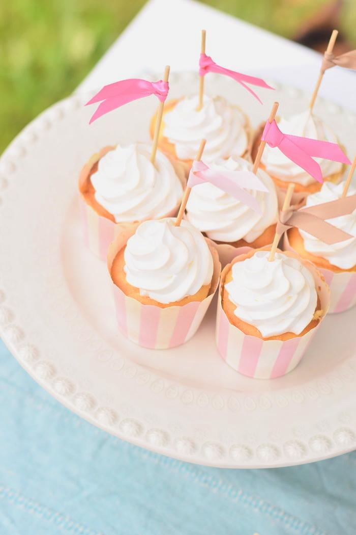 Zitronen Baiser Cupcakes 13
