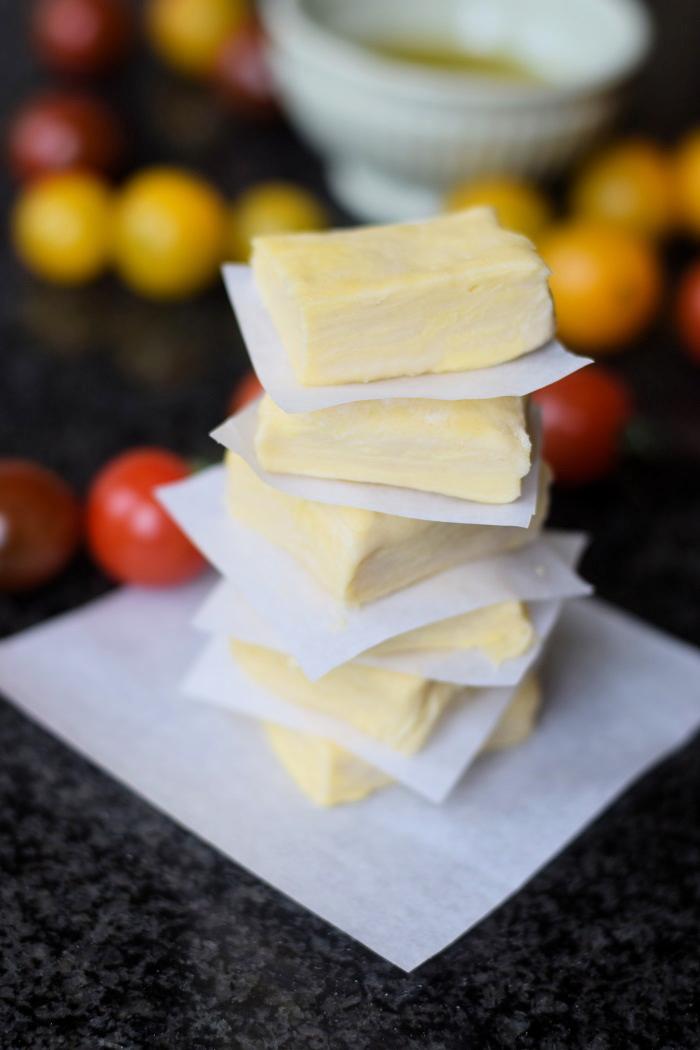 Blätterteig Selbstgemacht - Puff Pastry homemade