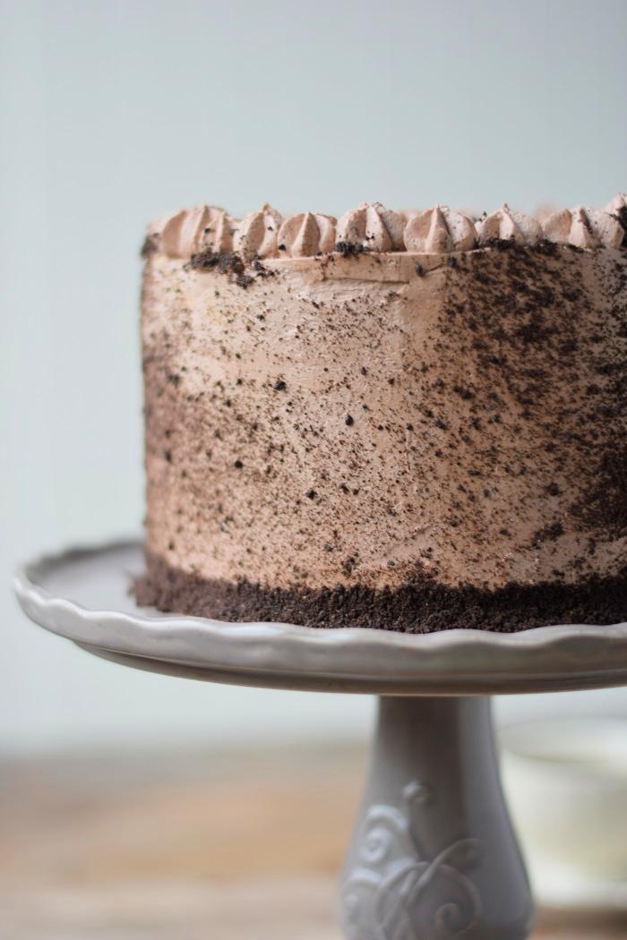 Schoko Cheesecake Torte 15