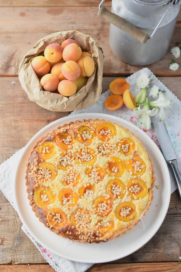 Aprikosen Joghurt Tarte 7