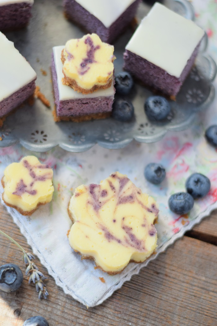 Blaubeer Cheesecake Picknick24