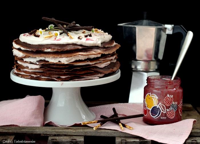 Crepe Torte 2