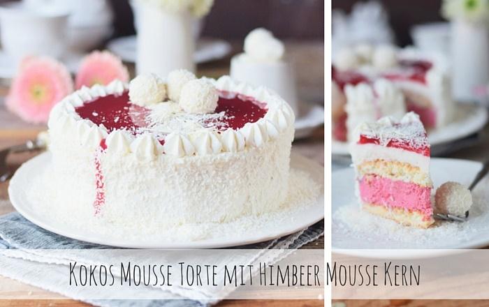 Kokos-Mousse-Torte nach MaLu's Köstlichkeiten – KnusperliebLink