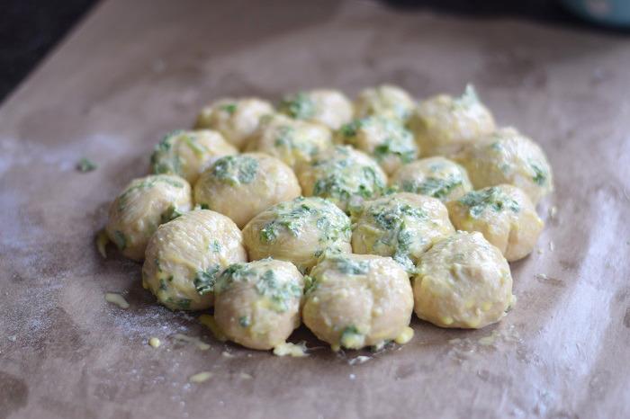 Parmesan Lauch Broetchensonne und Ofenmoehren Lauch Parmesan Suppe (7)