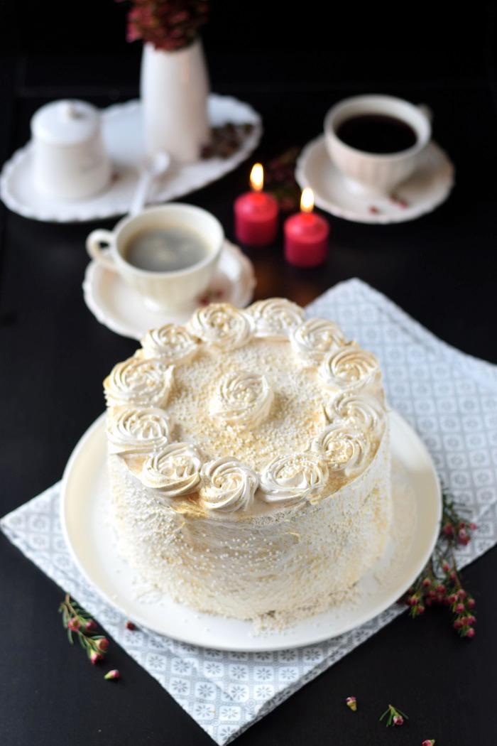 Bratapfel Creme Torte - Baked Appfel Birthday Cake (2)