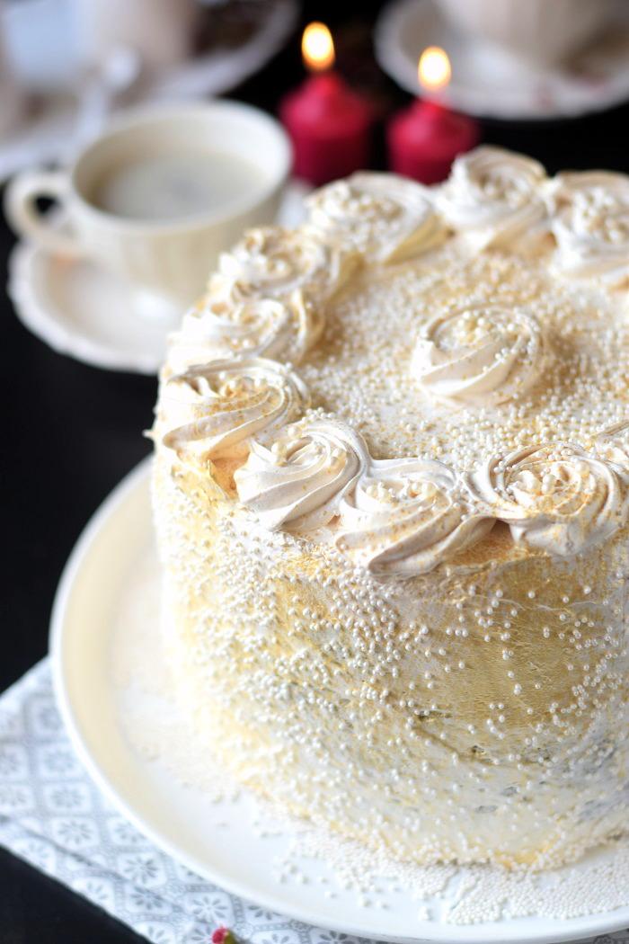 Bratapfel Creme Torte - Baked Appfel Birthday Cake (3)