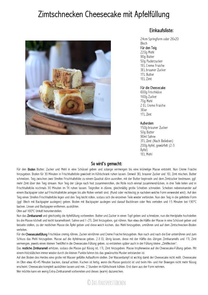 Zimtschnecken Cheesecake Rezept Recipe-001