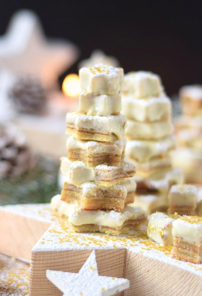 Baumkuchen mit weißer Schokolade - Tree Cake (2)